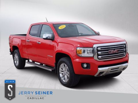 Pre-Owned 2015 GMC Canyon 4WD SLT 4WD Crew Cab Pickup