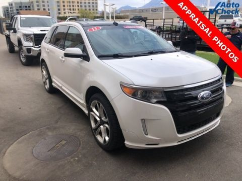 Pre-Owned 2013 Ford Edge Sport AWD Sport Utility