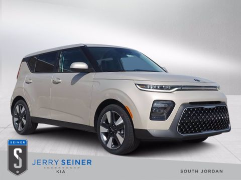 New 2020 Kia Soul EX FWD Hatchback
